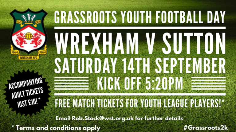 Grassroots Youth Football Day